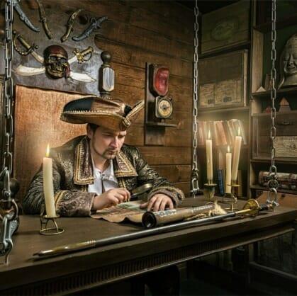 Главное изображение для квеста Пираты Карибского моря (Lost)