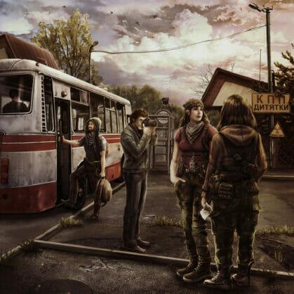 превью квеста Чернобыль Воронеж