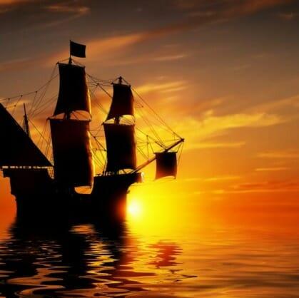 Главное изображение для квеста Пираты Карибского моря (интерактив)