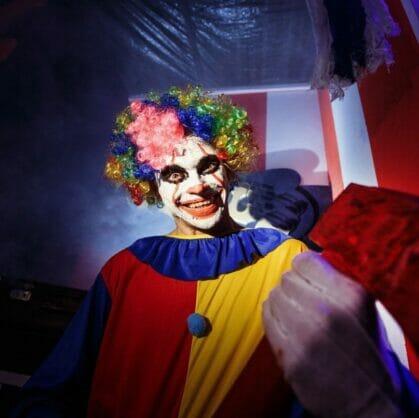 превью квеста Проклятый цирк Тюмень