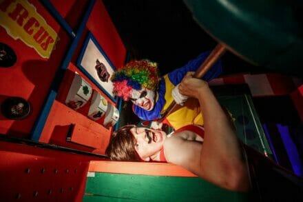 иллюстрация 2 для квеста Проклятый цирк Тюмень