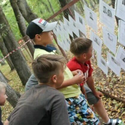 превью квеста Детский | Взрослый квест на вашей территории Тюмень