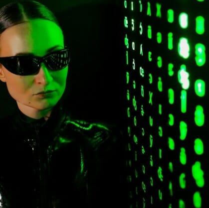 Главное изображение для квеста The Matrix