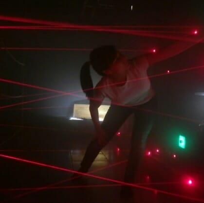 превью квеста Лазерная сеть Чебоксары
