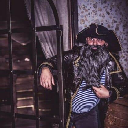 Главное изображение для квеста Черная борода