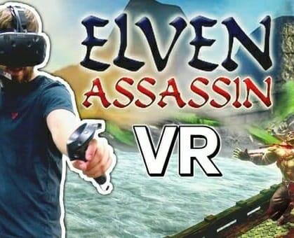 Главное изображение для квеста Elven Assassin
