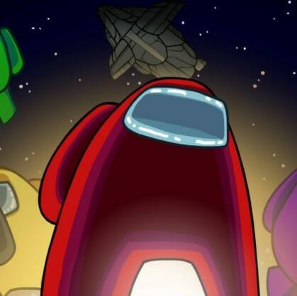 Главное изображение для квеста Among us: Космическая мафия