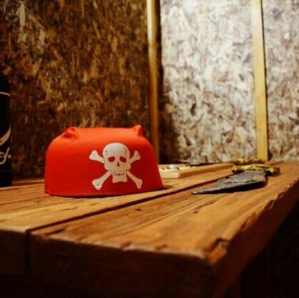 Главное изображение для квеста Пираты Карибского моря
