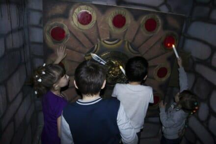 иллюстрация 1 для квеста Лабиринт Kids Оренбург