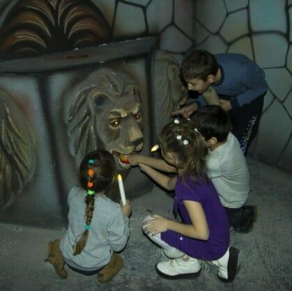 Главное изображение для квеста Лабиринт Kids