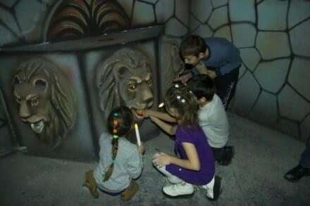 иллюстрация 3 для квеста Лабиринт Kids Оренбург