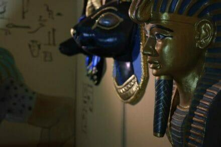 иллюстрация 2 для квеста Гробница фараона Ярославль