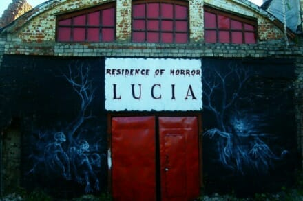 иллюстрация 1 для квеста Lucia (очень большой и страшный) Ярославль