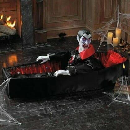 Главное изображение для квеста Интервью с вампиром