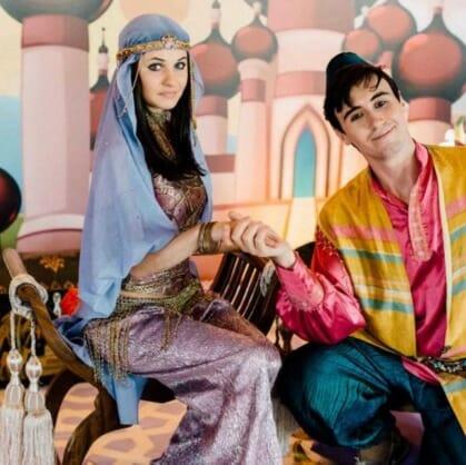 Главное изображение для квеста Волшебная лампа Алладина