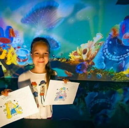 Главное изображение для квеста Подводное путешествие
