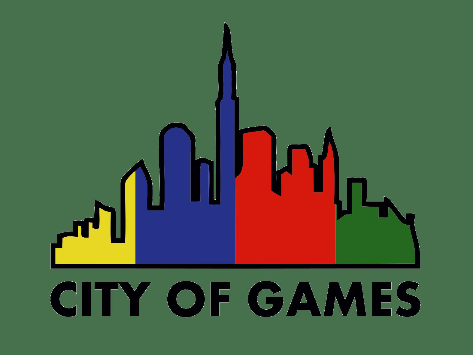 Лого: квесты City of Games Ярославль