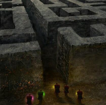 Главное изображение для квеста Битва за Лабиринт