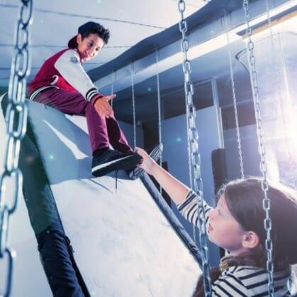 Главное изображение для квеста Прятки в лабиринте KIDS