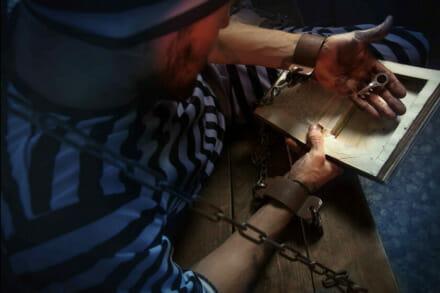 иллюстрация 3 для квеста Тюрьма «Форт» Волгоград