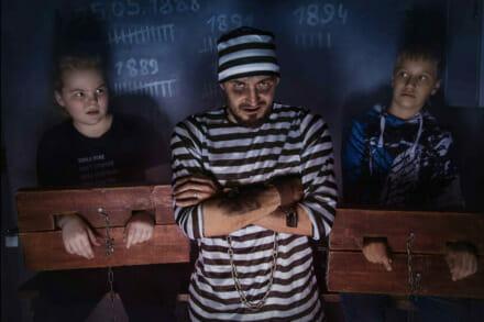 иллюстрация 6 для квеста Тюрьма «Форт» Волгоград