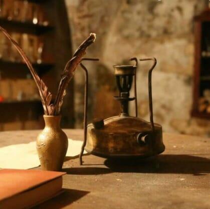 Главное изображение для квеста Подземелье алхимика