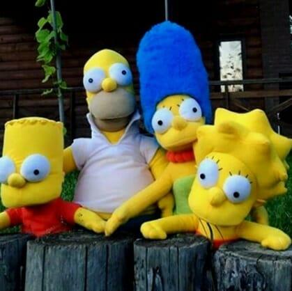 Главное изображение для квеста В поисках Гомера