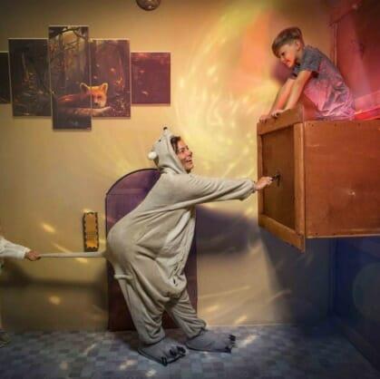 Главное изображение для квеста Джерри в доме Великана