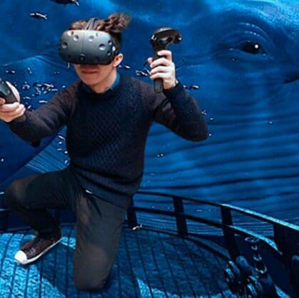 Главное изображение для квеста VR Room