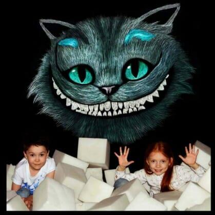 Главное изображение для квеста Прятки KIDS: Алиса в стране чудес