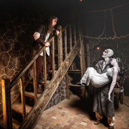 Главное изображение для квеста Башня Франкенштейна