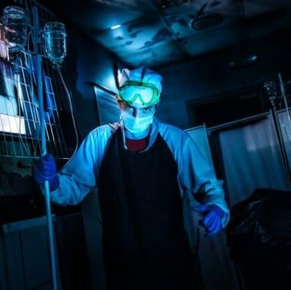 Главное изображение для квеста Лаборатория смерти