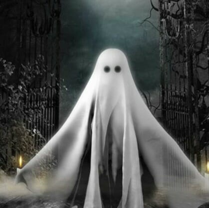 Главное изображение для квеста Школьное привидение