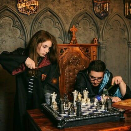 Главное изображение для квеста Школа магии и волшебства