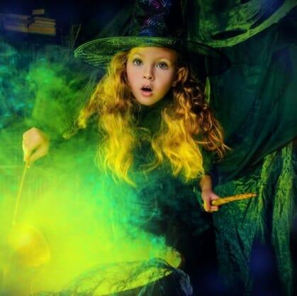 Главное изображение для квеста В гостях у ведьмы 2. Заколдованный замок. Kids