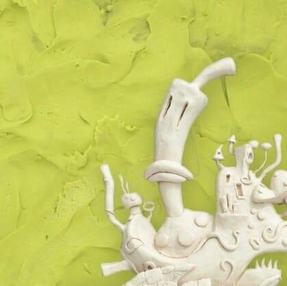 Главное изображение для квеста Глинка: пластилиновый мир