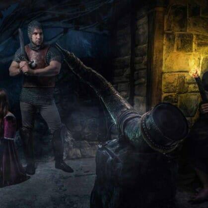 Главное изображение для квеста Игра престолов. Зима близко