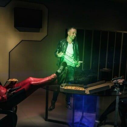 Главное изображение для квеста Штаб супергероев