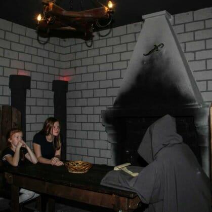 Главное изображение для квеста Дракула KIDS