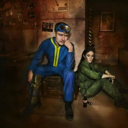 Главное изображение для квеста Ядерный Бункер — Fallout