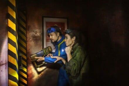 иллюстрация 3 для квеста Ядерный Бункер — Fallout Кемерово