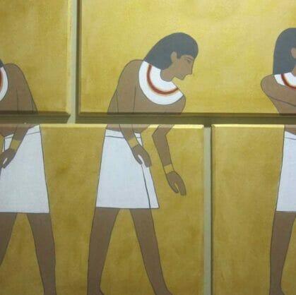 превью квеста Тайна египетских пирамид Кемерово