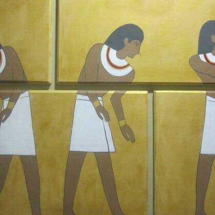 Главное изображение для квеста Тайна египетских пирамид
