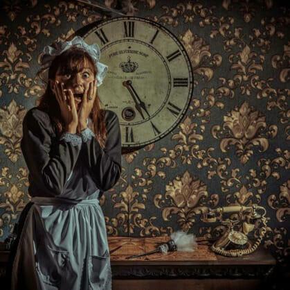 Главное изображение для квеста Шерлок Холмс: масонский заговор