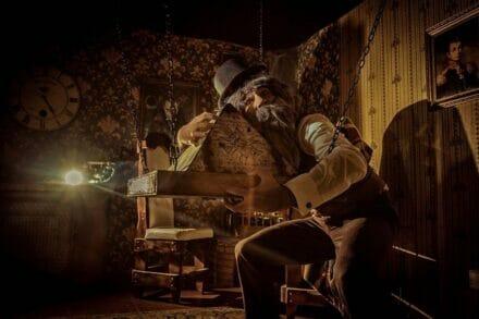 иллюстрация 2 для квеста Шерлок Холмс: масонский заговор Самара