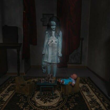 превью квеста Дом с призраками Рязань