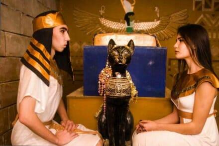 иллюстрация 1 для квеста Проклятье Фараона Набережные Челны