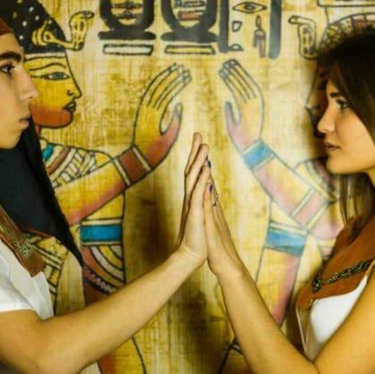 Главное изображение для квеста Проклятье Фараона