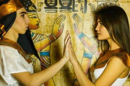 иллюстрация 2 для квеста Проклятье Фараона Набережные Челны