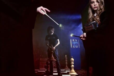 иллюстрация 3 для квеста Гарри Поттер и Дары смерти Набережные Челны